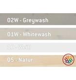 LIFETIME Eckablage in greywash