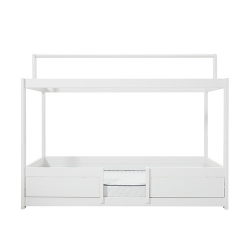 LIFETIME 4 in 1 bed for fabric roof white