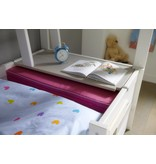 LIFETIME Hangout bunk bed in white