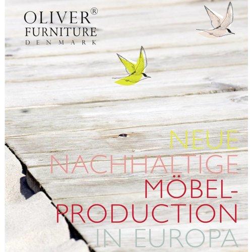 Oliver Furniture Seaside Wickelkommode, weiß NEU