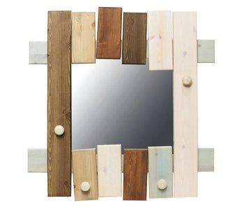 LIFETIME Spiegel Baumhütte