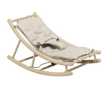 Oliver Furniture Wood baby & toddler rocker oak/nature