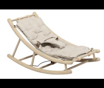 Oliver Furniture Wood Baby- und Kleinkindwippe Eiche/Natur