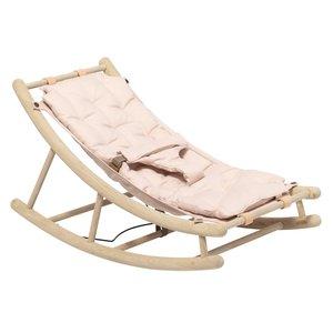 Oliver Furniture Wood Baby- und Kleinkindwippe Eiche/rosé