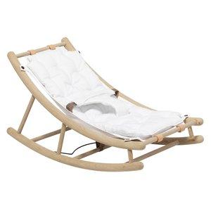 Oliver Furniture Wood Baby- und Kleinkindwippe Eiche/weiß