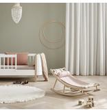 Oliver Furniture Wood toddler rocker oak/rose
