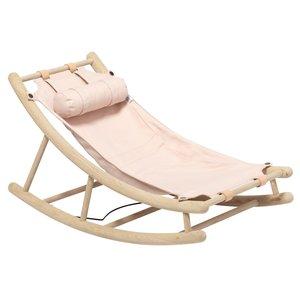 Oliver Furniture Wood Kleinkindwippe Eiche/rosé