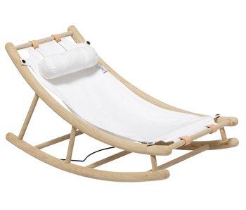 Oliver Furniture Wood Kleinkindwippe Eiche/weiß