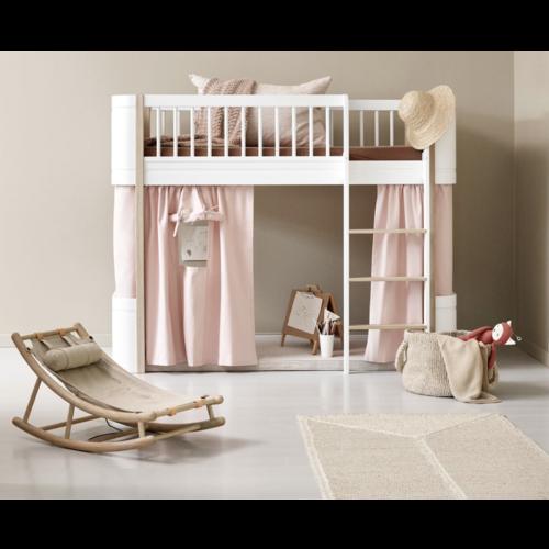 Oliver Furniture Wood baby & toddler rocker oak/nature