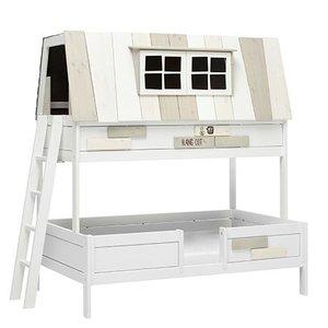 LIFETIME Bunk Bed Hangout 140 x 200 cm white