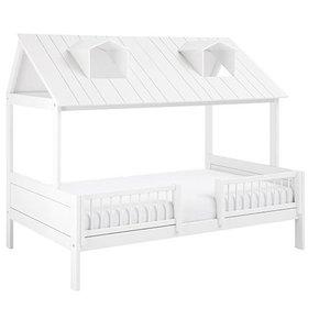 LIFETIME Beachhouse Bett 120 x 200 cm weiß