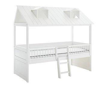 LIFETIME Cabin Bed Beachhouse white