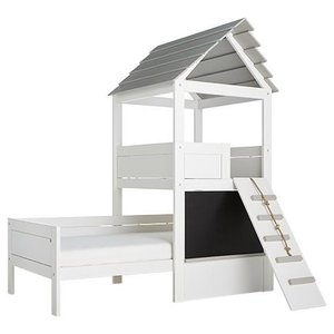 LIFETIME Cabin Bed Beachhouse white - Copy
