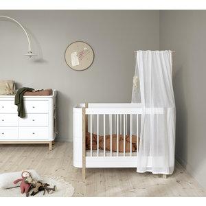 Oliver Furniture Mini+ Himmel Baumwolle weiß
