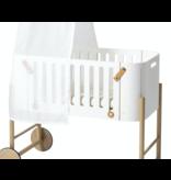 Oliver Furniture Matratze Wood Beistellbett