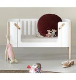 Oliver Furniture Wood Side bed, white-oak - Copy - Copy