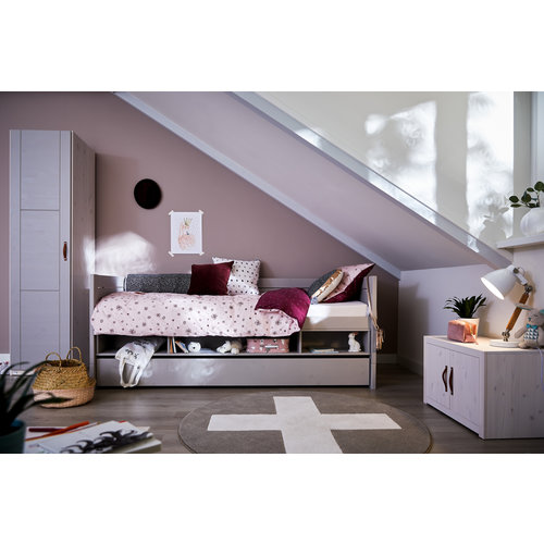 LIFETIME Cabin Bed white