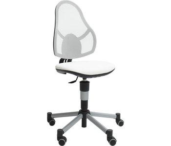 LIFETIME Deluxe children office chair white