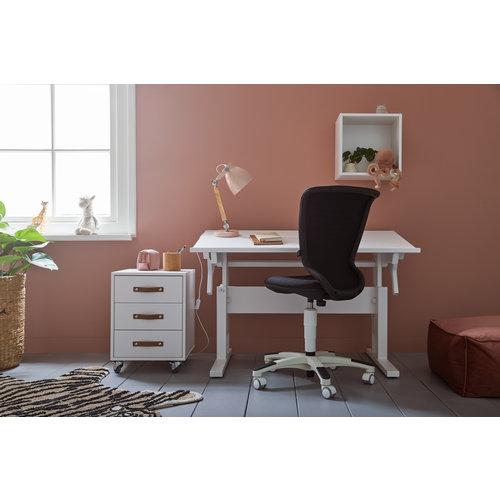 LIFETIME Children office chair Wave in black