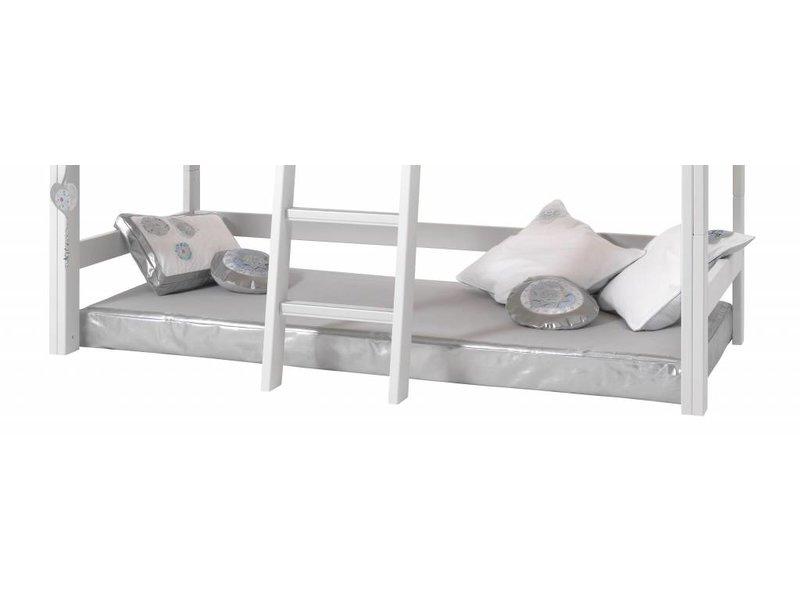 Lifetime Bed Silver Sparkle.Lifetime Matratzenhulle Silversparkle Www Romy Kindermoebel De