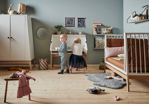 Baby and children's furniture