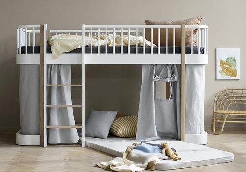 Halbhohe Betten