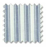 Oliver Furniture Vorhang Set blau gestreift