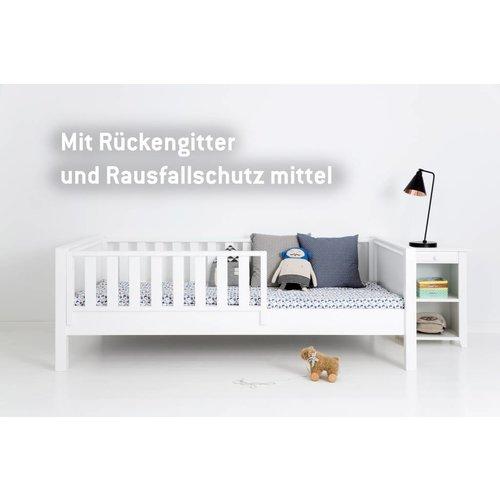 Sanders Fanny Großes Einzelbett 120 x 200 cm weiß