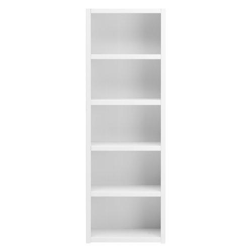 LIFETIME Shelf 5 compartments, white