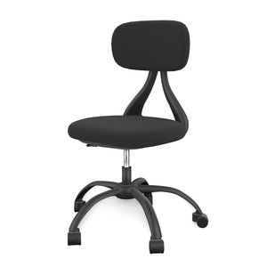 LIFETIME Office Chair Sunny Black