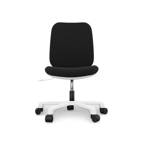 LIFETIME Bürostuhl Comfort Schwarz / Weiß