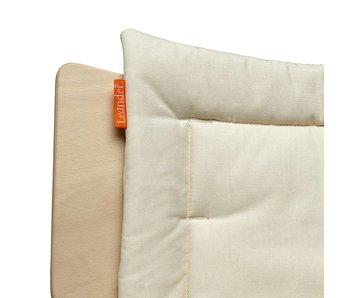 Leander Sitzkissen für den Leander Hochstuhl, Vanilla