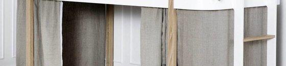 Wood Vorhang-Set