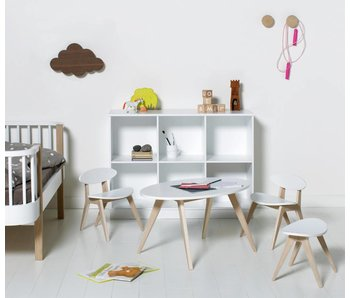 Oliver Furniture Wood PingPong Sitzgruppe