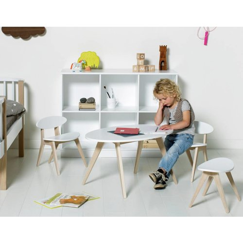 Oliver Furniture Wood PingPong seating group