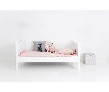 Sanders Fanny Einzelbett Junior 90 x 160 cm weiß