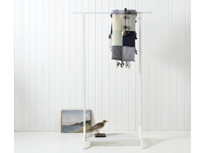 Oliver Furniture Großer Kleiderständer, weiß