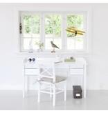 Oliver Furniture Schreibtisch, weiß