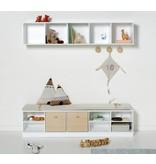 Oliver Furniture Wood Standregal 5x1