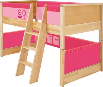 Haba Matti Spielbett komplett Buche - Rosa
