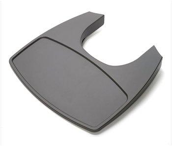 Leander Tablett für Hochstuhl grau
