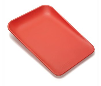Leander Changing Mat Matty Sunset red