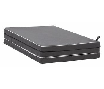 LIFETIME folding mattress anthracite