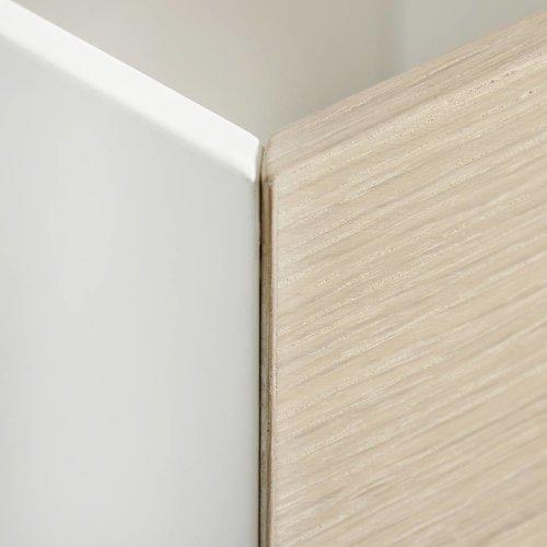 Oliver Furniture Wood Wand-Regal 3x2