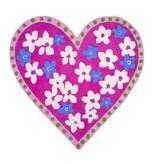 Designers Guild Teppich Candy Hearts Fuchsia