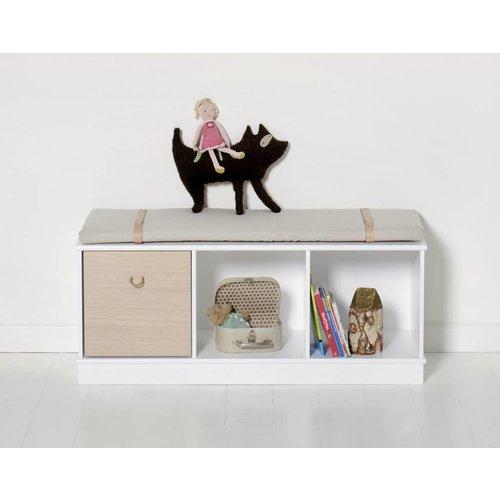 Oliver Furniture Wood Standregal 5x1 - Copy - Copy