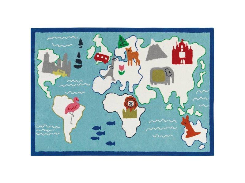 Designers Guild Teppich Around The World