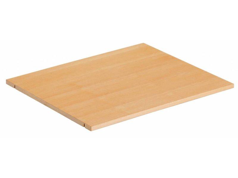 Haba Matti Einlegeboden für Kleiderschrank 2-türig rechts Buche