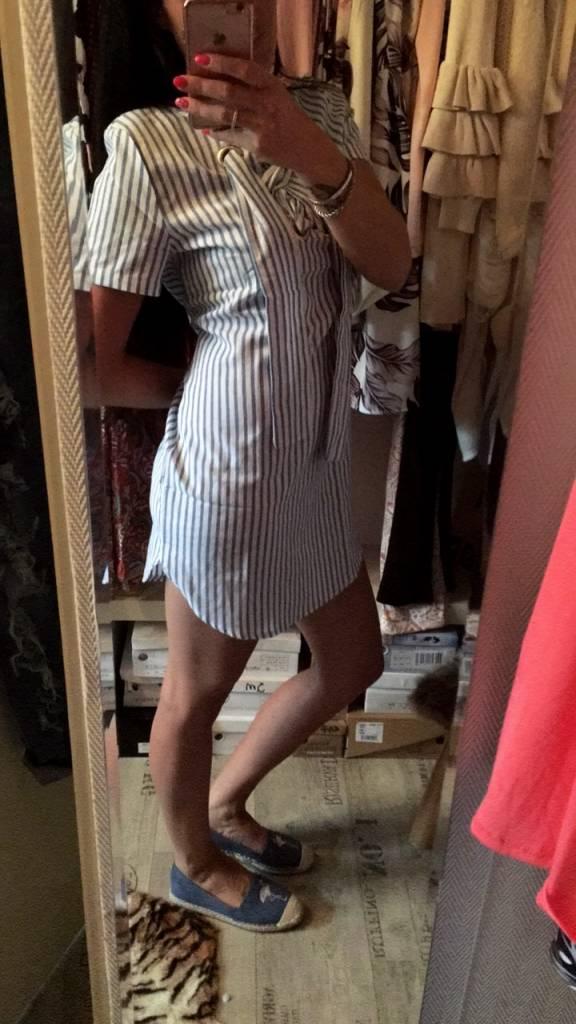 DRESS SHEER