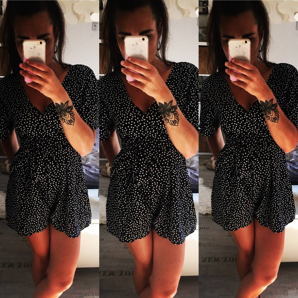 PLAYSUIT ANNEMARIE